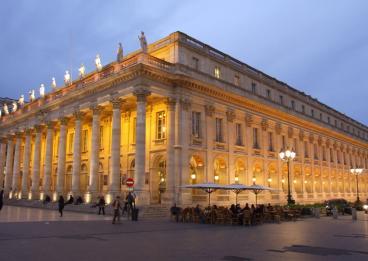 Salle de réception à Bordeaux