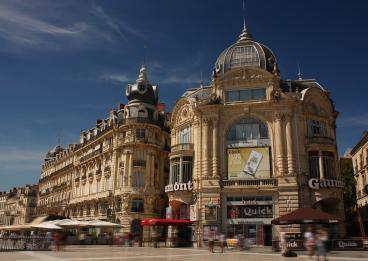Salle de réception à Montpellier