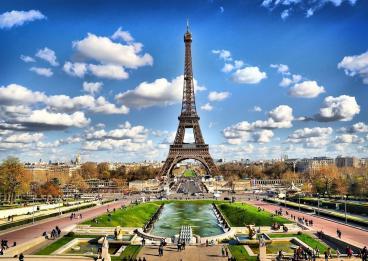Salle de réception à Paris