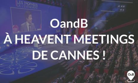 Venez nous retrouvez à Heavent Meetings